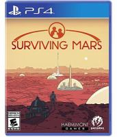 Surviving Mars [electronic resource (video game for PS4)]