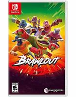 Brawlout [electronic resource (video game for Nintendo Switch)].