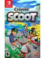 Crayola scoot [electronic resource (video game for Nintendo Switch)]