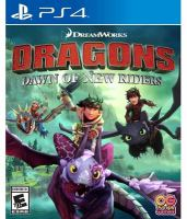 Dragons. Dawn of new riders [electronic resource (video game for PS4)]