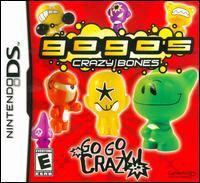 Go Go's crazy bones [interactive multimedia (video game for Nintendo DS)].