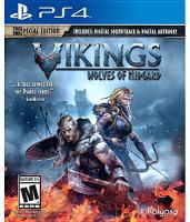 Vikings. Wolves of Midgard [electronic resource (video game for PS4)]