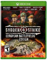 Sudden strike 4 [electronic resource (video game for Xbox One)] : European battlefields edition