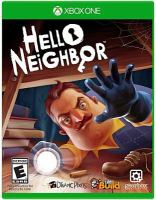 Hello neighbor [electronic resource (video game for XBox One)]