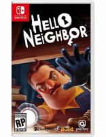 Hello neighbor [electronic resource (video game for Nintendo Switch)]