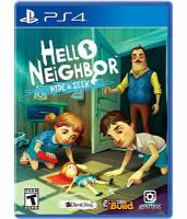 Hello neighbor [electronic resource (video game for PS4)] : hide & seek.