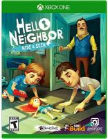 Hello neighbor [electronic resource (video game for Xbox One)] : hide & seek.