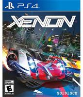 Xeon racer [electronic resource (video game for PS4)]