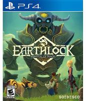 Earthlock [electronic resource (video game for PS4)] : festival of magic.