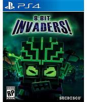 8-bit invaders [electronic resource (video game for PS4)]