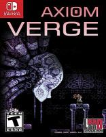 Axiom verge [electronic resource (video game for Nintendo Switch)]