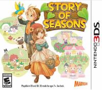 Story of seasons [interactive multimedia (video game for Nintendo 3DS)].