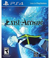 Exist archive [electronic resource (video game for PS4)] : the other side of the sky