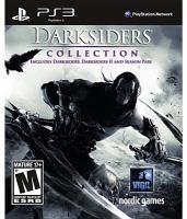 Darksiders collection [interactive multimedia (video game for PS3)].