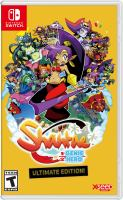 Shantae [electronic resource (video game for Nintendo Switch)] : 1/2 genie hero