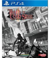 The legend of heroes [electronic resource (video game for PS4)] : trails of cold steel II.