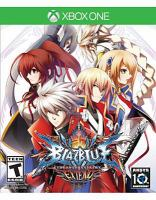 BlazBlue. Chrono phantasma extend [interactive multimedia (video game for Xbox One)]