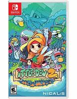 Ittle Dew 2+ [electronic resource (video game for Nintendo Switch)].