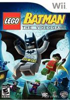 Lego Batman : [interactive multimedia (video game for Wii)]. the video game