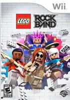 LEGO rockband [interactive multimedia (video game for Wii)].