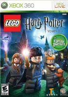 Lego Harry Potter. Years 1-4 [interactive multimedia (video game for Xbox 360)].