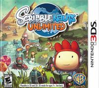 Scribblenauts unlimited [interactive multimedia (video game for Nintendo 3DS)].