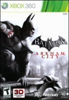 Batman. Arkham city [interactive multimedia (video game for Xbox 360)].