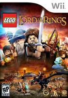 Lego The Lord of the rings [interactive multimedia (video game for Wii)]