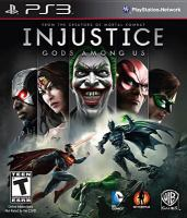 Injustice : [interactive multimedia (video game for PS3)] gods among us