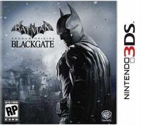 Batman. Arkham origins : Blackgate [interactive multimedia (video game for 3DS)].