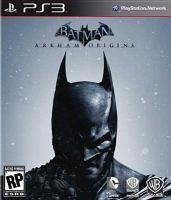 Batman. Arkham origins [interactive multimedia (video game for PS3)].