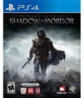 Middle-earth: shadow of Mordor [interactive multimedia (video game for PS4)].