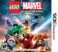 LEGO Marvel super heroes. Universe in peril [interactive multimedia (video game for Nintendo 3DS)].