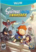 Scribblenauts unmasked [interactive multimedia (video game for Wii U)] : a DC Comics adventure.