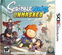 Scribblenauts unmasked [interactive multimedia (video game for Nintendo 3DS)] : a DC Comics adventure.