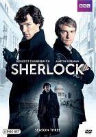 Sherlock : [videorecording (DVD)] season three