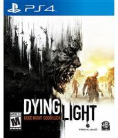 Dying light [interactive multimedia (video game for PS4)].