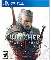 The Witcher. III, Wild hunt [interactive multimedia (video game for PS4)].