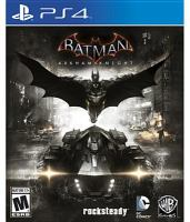 Batman : Arkham knight [interactive multimedia (video game for PS4)].