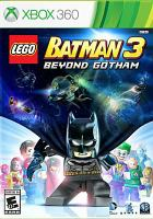 LEGO Batman. 3, Beyond Gotham [interactive multimedia (video game for Xbox 360)].