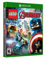 LEGO Marvel Avengers [interactive multimedia (video game for Xbox One)].