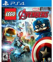 LEGO Marvel Avengers. [interactive multimedia (video game for PS4)].