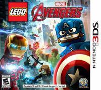 LEGO Marvel Avengers [interactive multimedia (video game for Nintendo 3DS)]