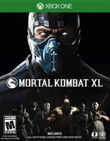 Mortal kombat XL [interactive multimedia (video game for Xbox One)].