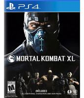 Mortal kombat XL [interactive multimedia (video game for PS4].