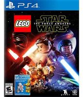 LEGO Star Wars [interactive multimedia (video game for PS4)] : the force awakens.