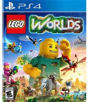 LEGO [electronic resource (video game for PS4)] : Worlds.