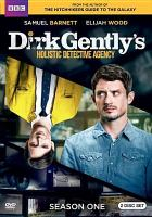 Dirk Gently's Holistic Detective Agency [videorecording (DVD)] : [season one, 2-disc set]