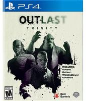 Outlast trinity (PS4) [electronic resource (video game for PS4)].