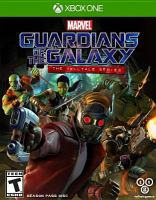 Guardians of the galaxy: the Telltale series [electronic resource (video game for Xbox One)]